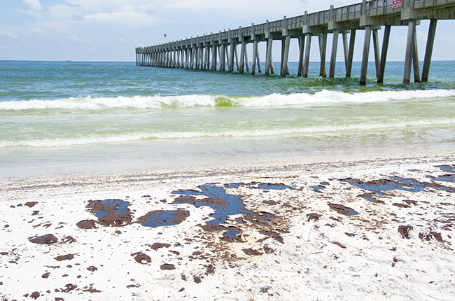 Texas A&M Team Examines Role Of Dispersants In 2010 Gulf Oil Spill