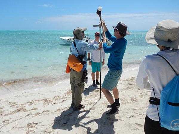 GEOL 609 Bahamas Field Trip
