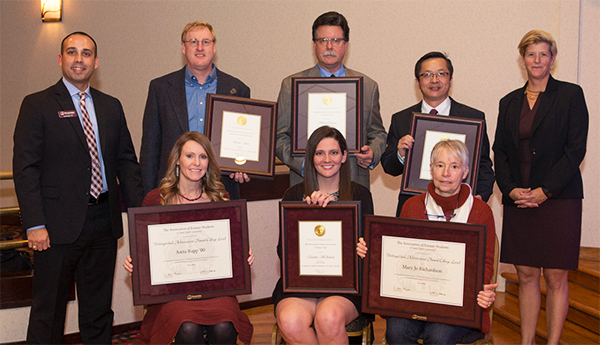 2016 Faculty and Staff Awards