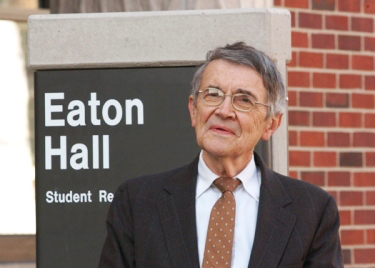 Gordon P. Eaton Chosen to Receive the 2016 Michel T. Halbouty Medal