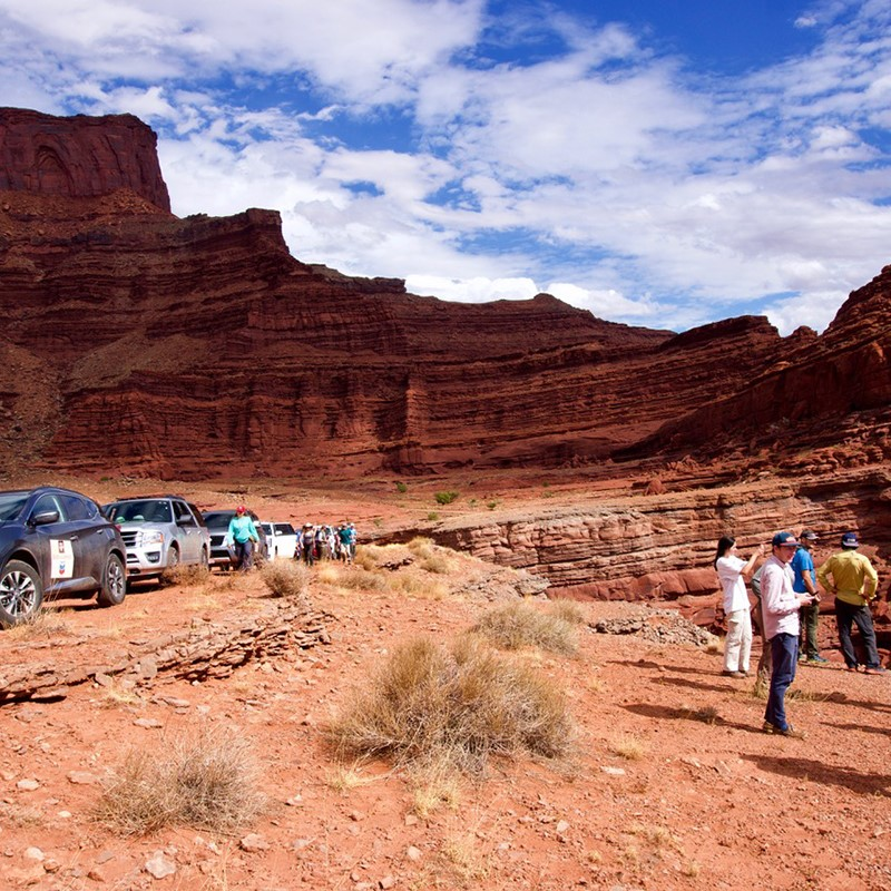 From Grand Junction To Moab, Geophysics Grad Students Journey On Unforgettable Trip