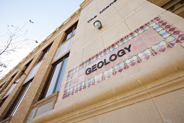 The Geology and Geophysics Fall 2018 Open House