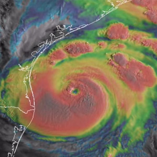 NOAA Predicts Above-Average 2021 Atlantic Hurricane Season thumbnail