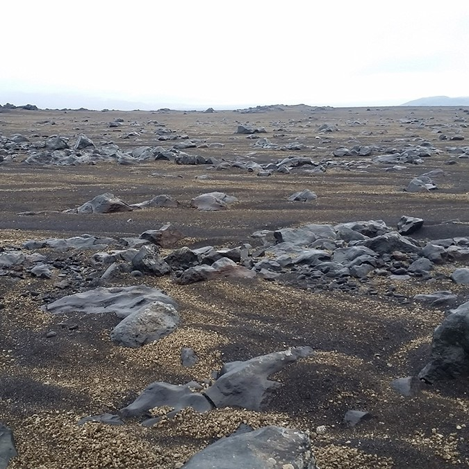 Ewing Leading $1.1 Million NASA-Funded Study Of Mars-Like Icelandic Environments