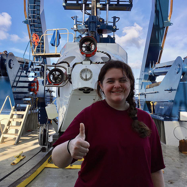 Five Weeks At Sea: Geosciences Junior Conducts Research On Pacific Expedition thumbnail