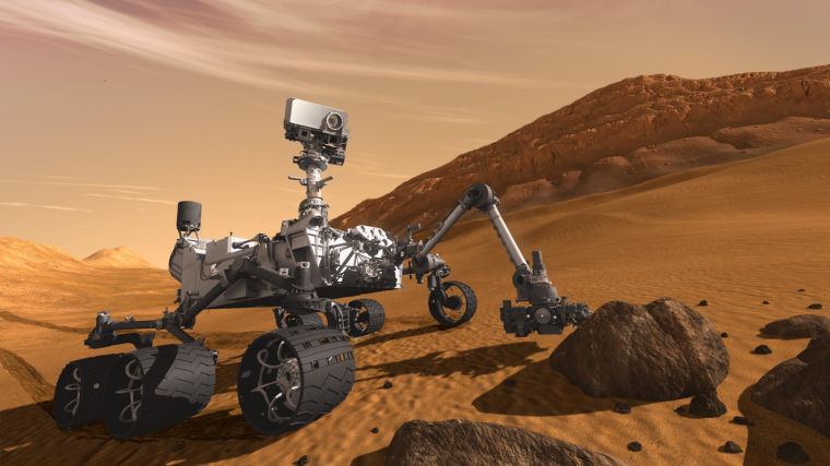 Texas A&M professor says methane levels on Mars could signal life on the planet