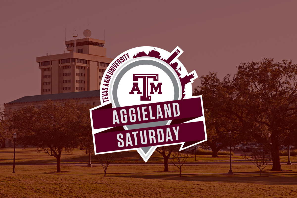 Aggieland Saturday 2019 is Feb. 9.