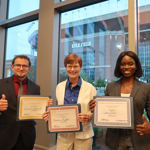 Berg-Hughes Center Hosts 10th Anniversary Celebration and Research Symposium thumbnail