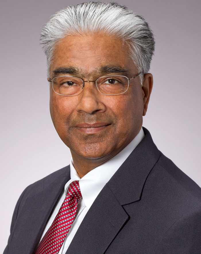 Dr. Mukul Bhatia Named Director of The Berg-Hughes Center