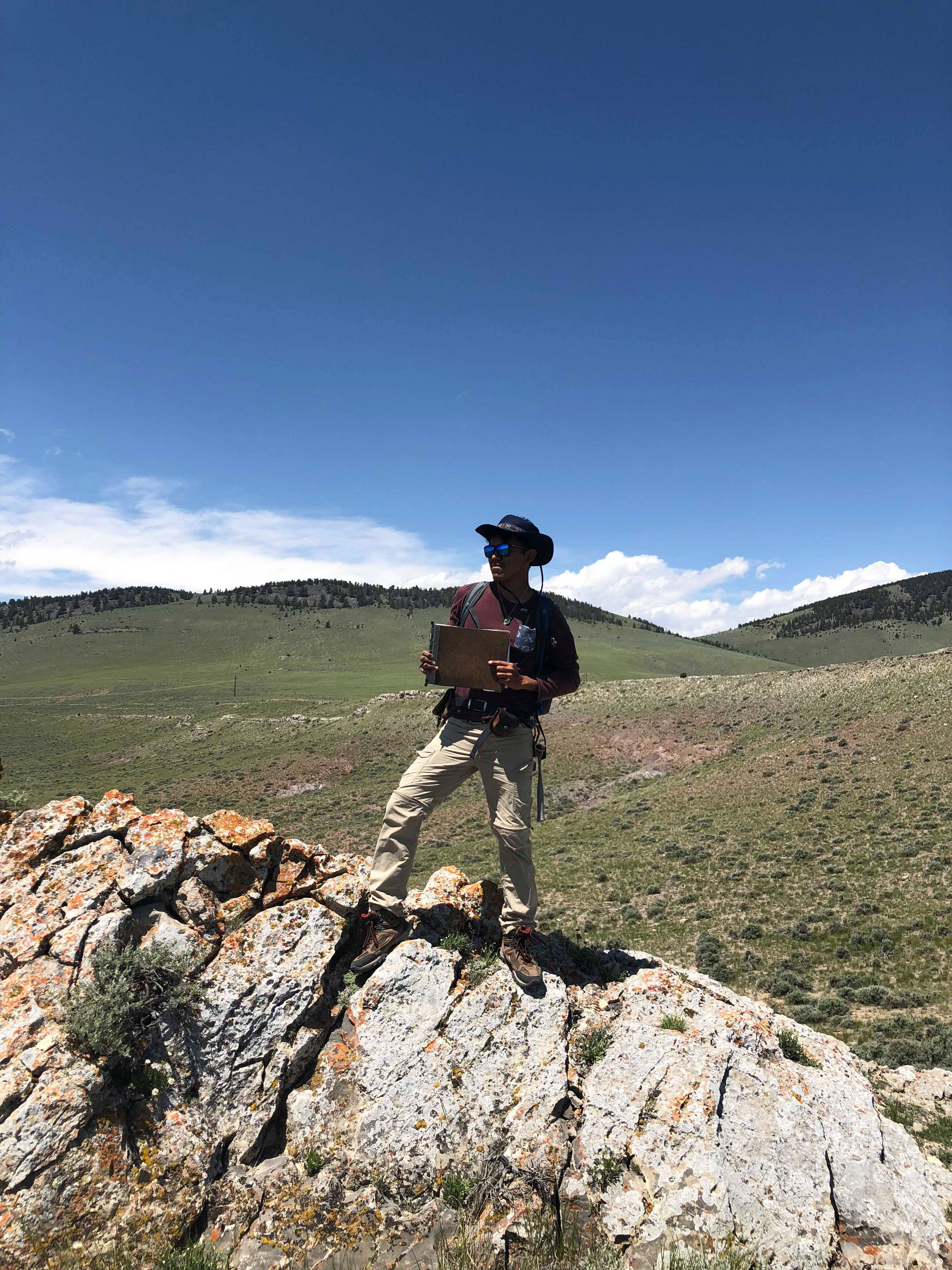 Geologic Field Camp 2018
