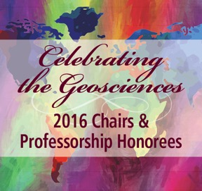 Three faculty receive Chairs & Professorship awards