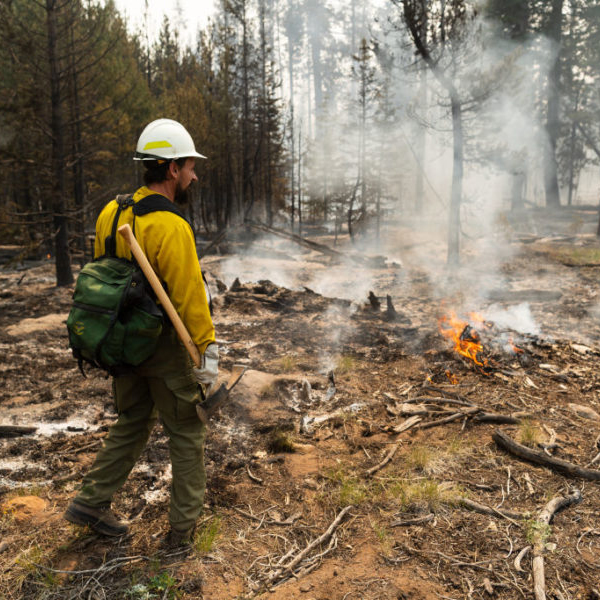 Fires, Drought Slamming Much Of Western U.S. thumbnail