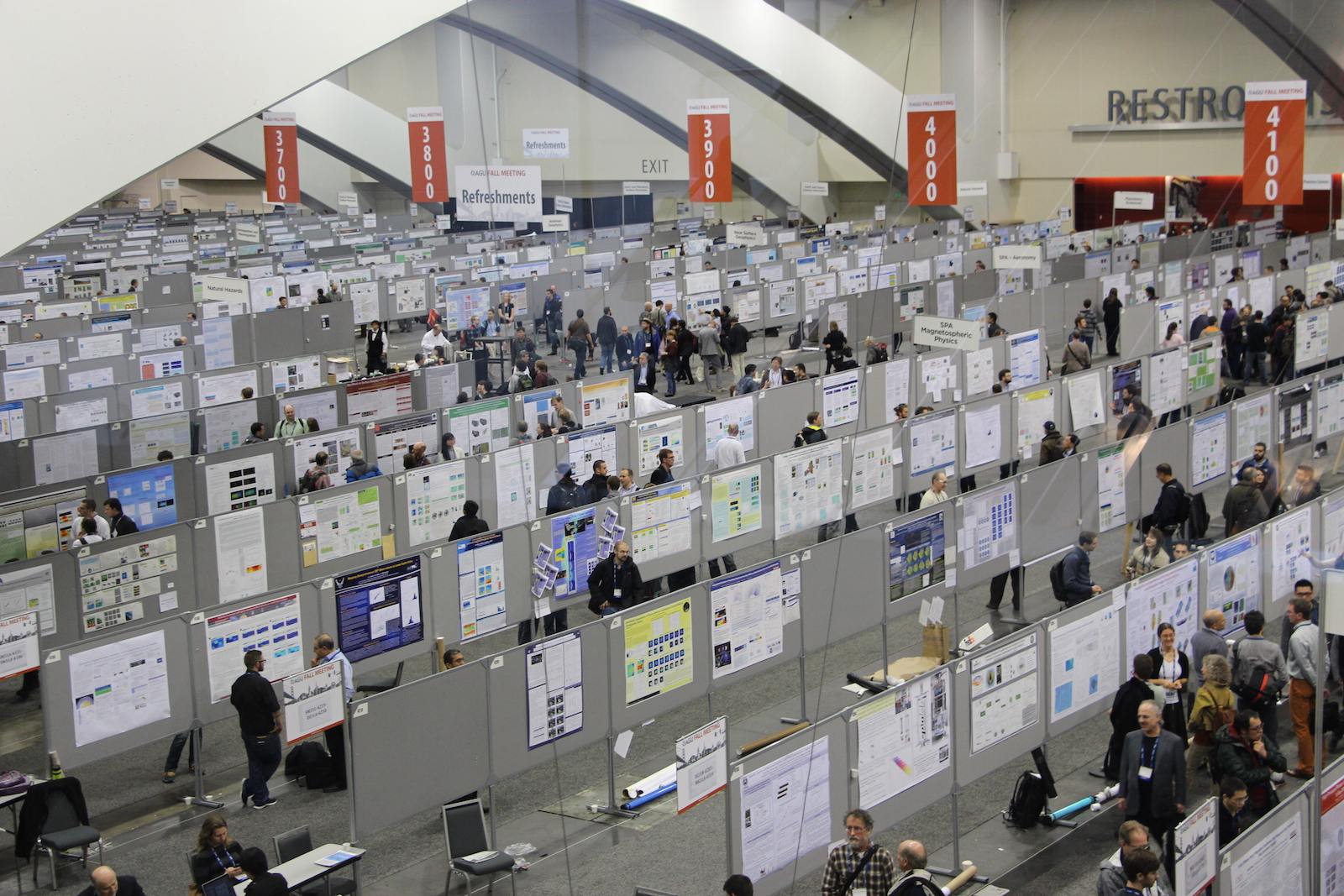 2015 AGU Fall Meeting