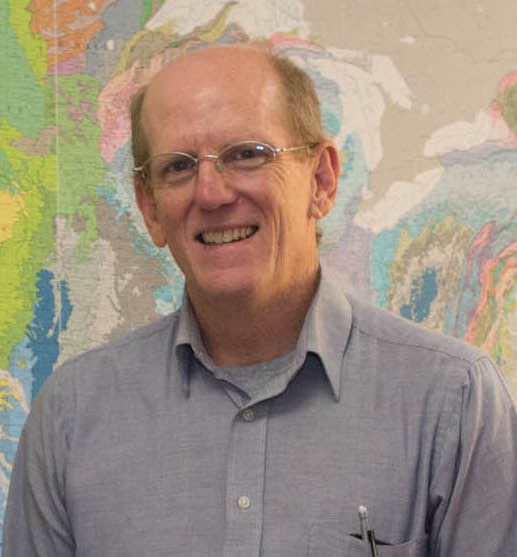 New department head is named in Geology and Geophysics