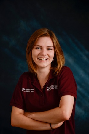 Geosciences student wins Astronaut Scholarship for second year in a row