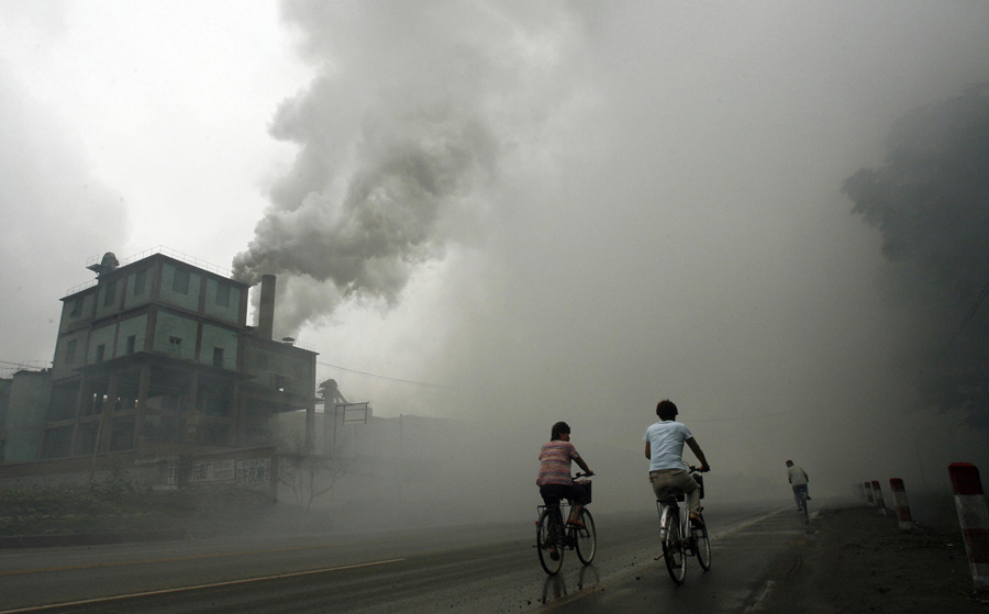 Asian Air Pollution Affecting World's Weather