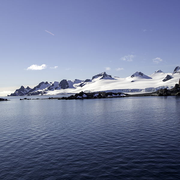 Texas A&M Scientists: Record Antarctic Heat Reflects Current, Future Climate Trends thumbnail
