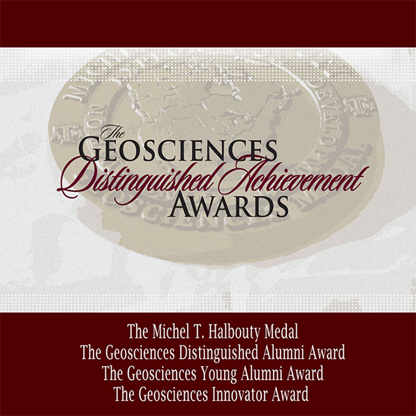 Texas A&M Geosciences Announces 2019 Distinguished Achievement Awards  thumbnail