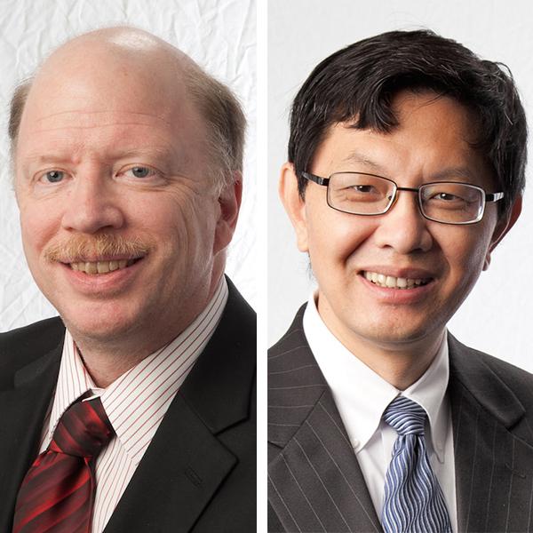 Baldauf Named Texas A&M Associate VP For Research, Yang Serving As Interim Associate Dean For Research thumbnail