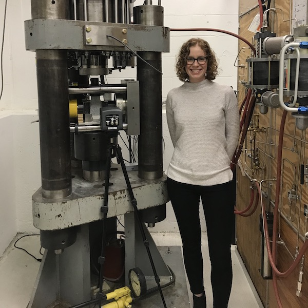 Geology and Geophysics Graduate Student Receives AGU Outstanding Student Presentation Award thumbnail