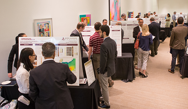 Seventh Annual Berg-Hughes Research Symposium takes place at Annenberg