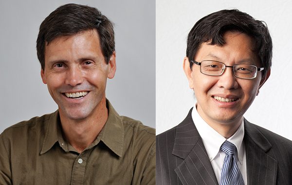 Christian Brannstrom and Ping Yang Receive Distinguished Achievement Awards