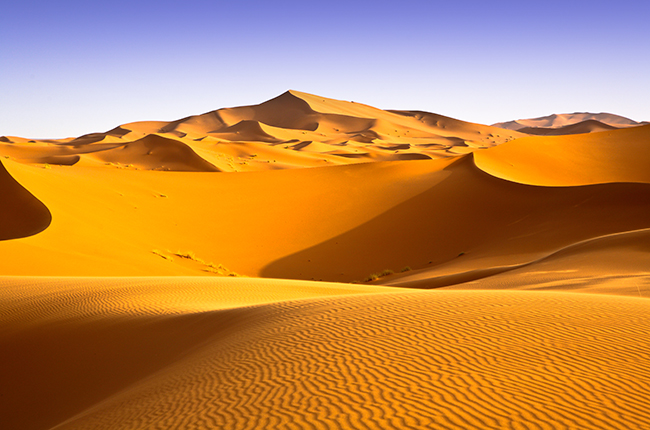 6,000 Years Ago The Sahara Desert Was Tropical, So What Happened?