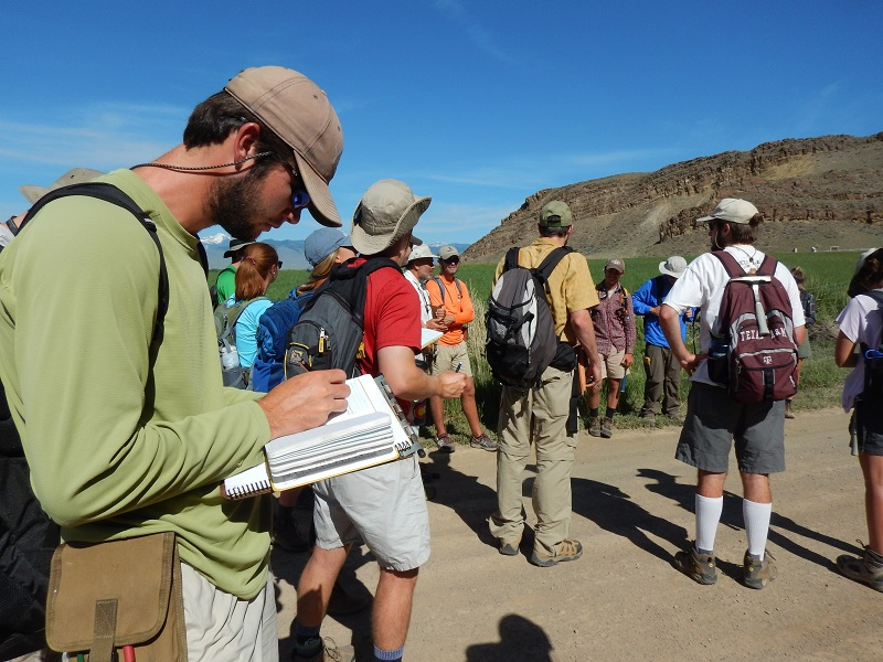 Geology Summer Field Camp