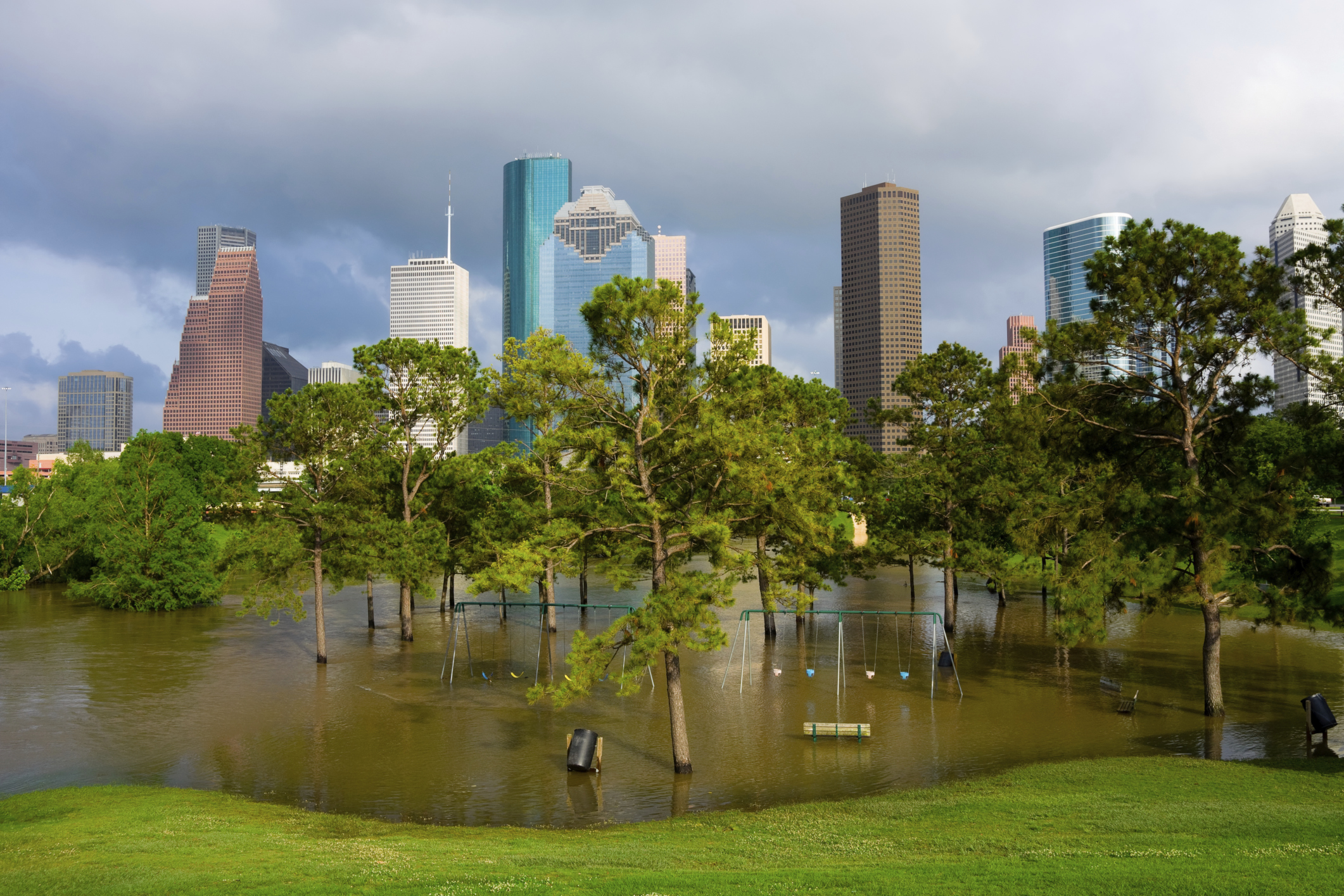 Watch Out New York: Houston Floods Could be Headed Your Way