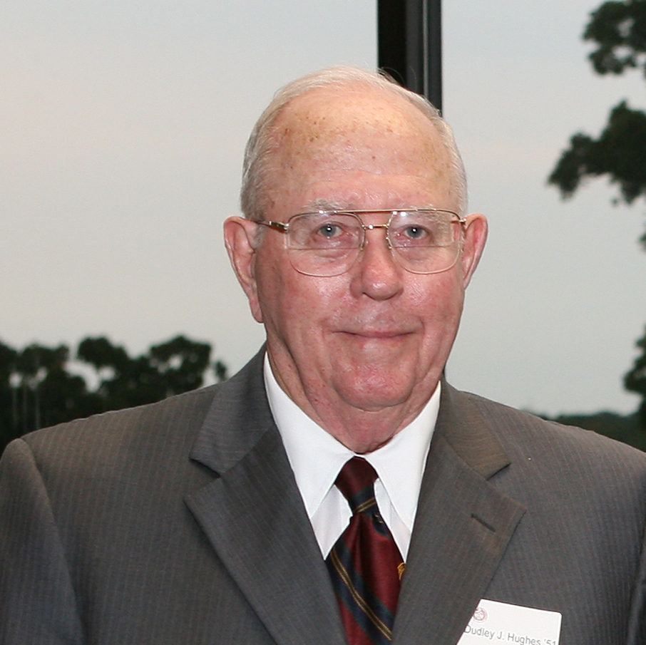 College of Geosciences Mourns Oilman, Philanthropist and Distinguished Alumnus Dudley J. Hughes '51