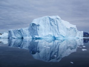 Study Examines Iceberg Shifts In North Atlantic