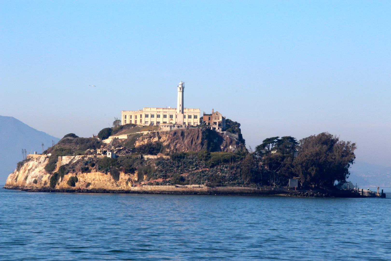 Texas A&M Prof Hoping To Unlock Secrets Of Alcatraz