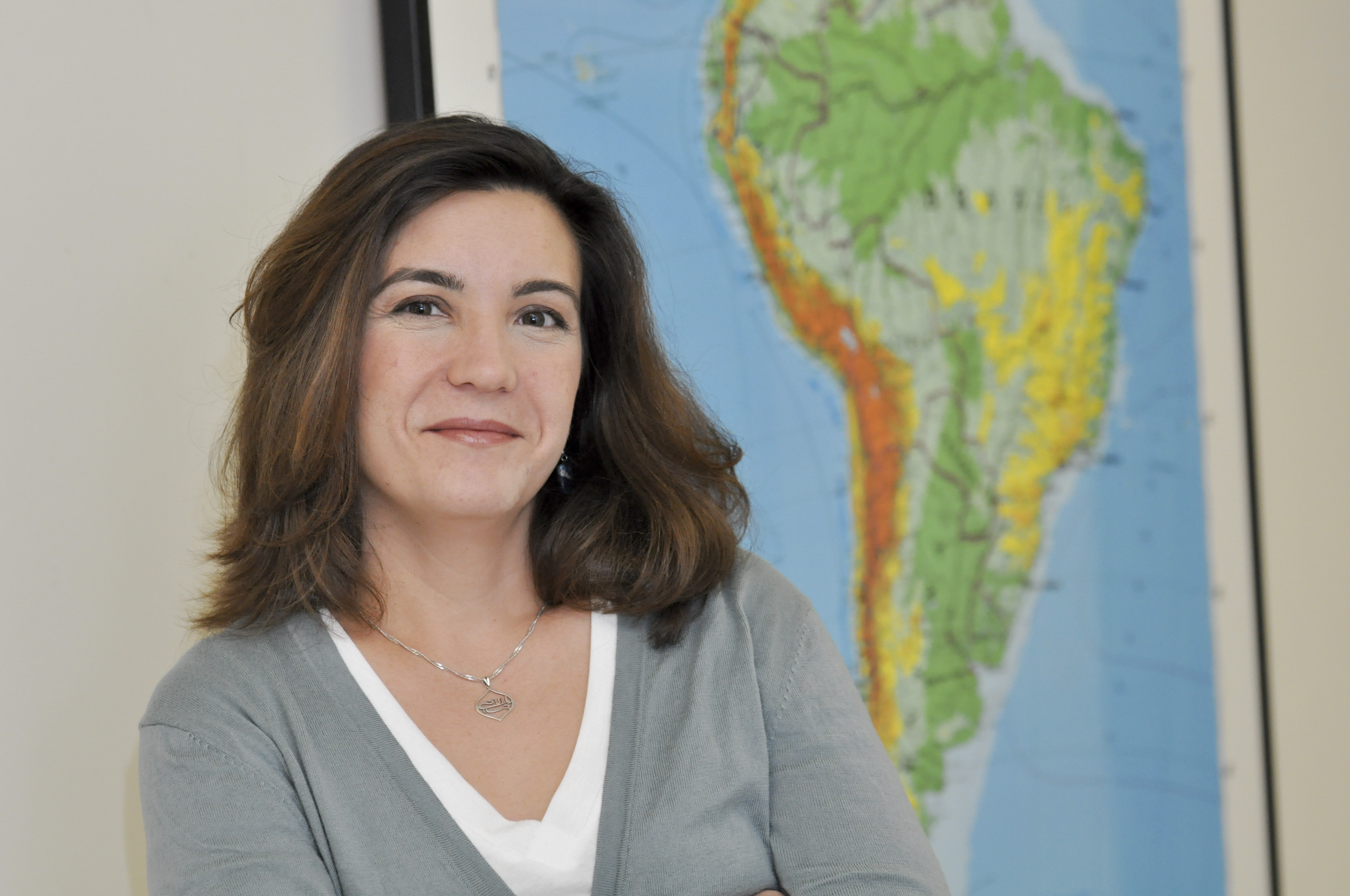 Geography professor, Dr. Wendy Jepson Named Fulbright Scholar