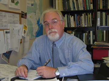 Texas Sea Grant's Jacob receives 2014 Regional Excellence in Extension Award