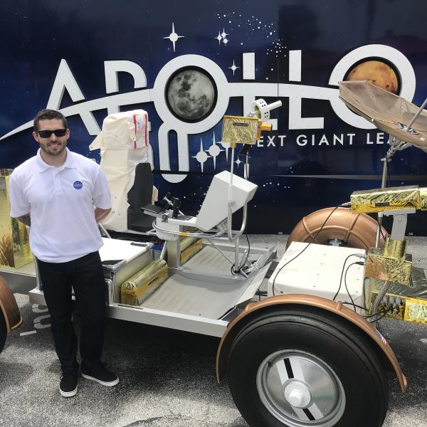 Texas A&M Student Veteran Interned In NASA Pathways Pilot Program  thumbnail