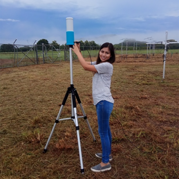 Graduate Student Conducted Tropical Convection Field Work in Costa Rica For Two Months thumbnail