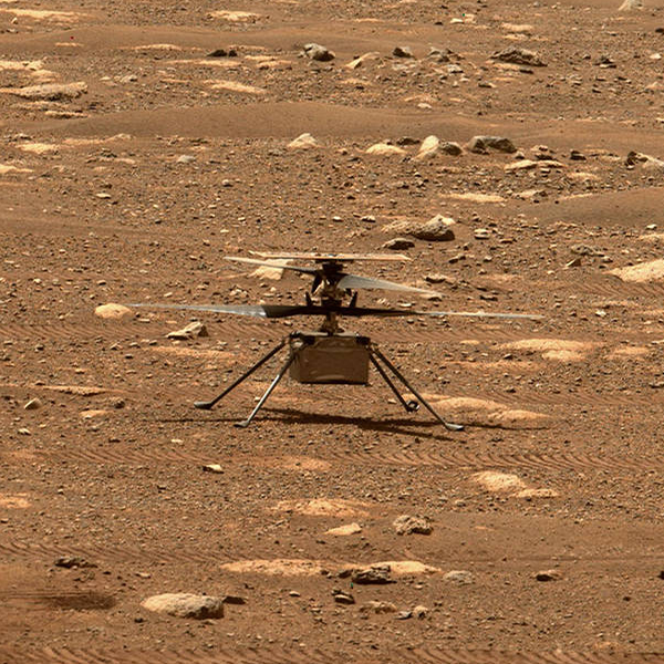 Texas A&M Former Students And Scientists Contribute To First Flight On Mars thumbnail