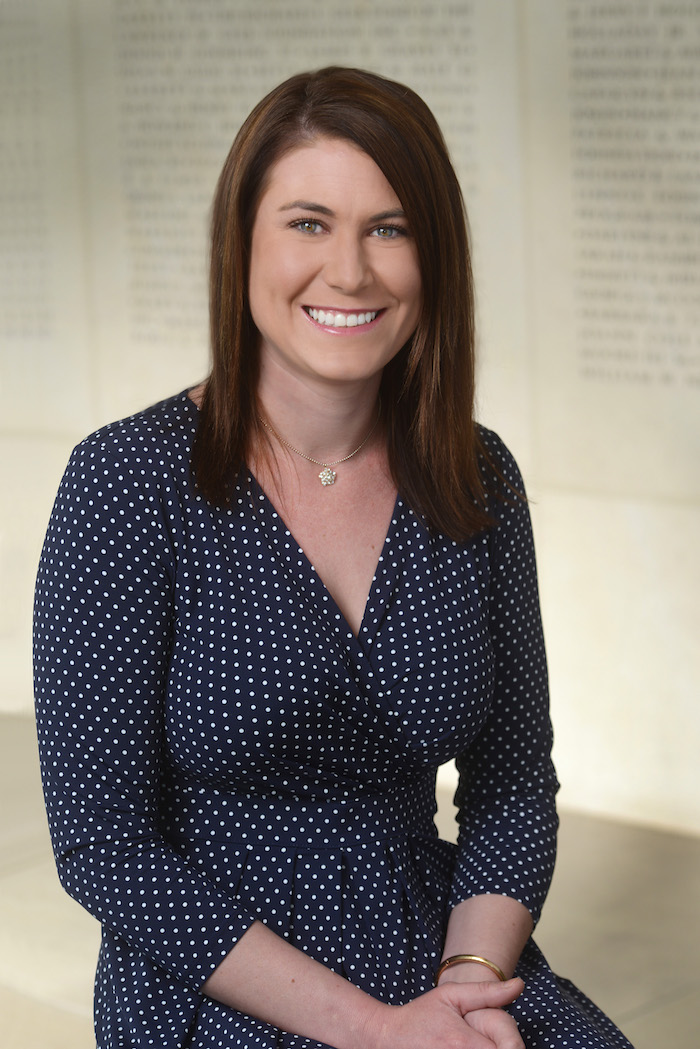 Cara Milligan Named Senior Development Director for College of Geosciences