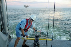 LSU, Texas A&M Share a Passion for Gulf Cost Research