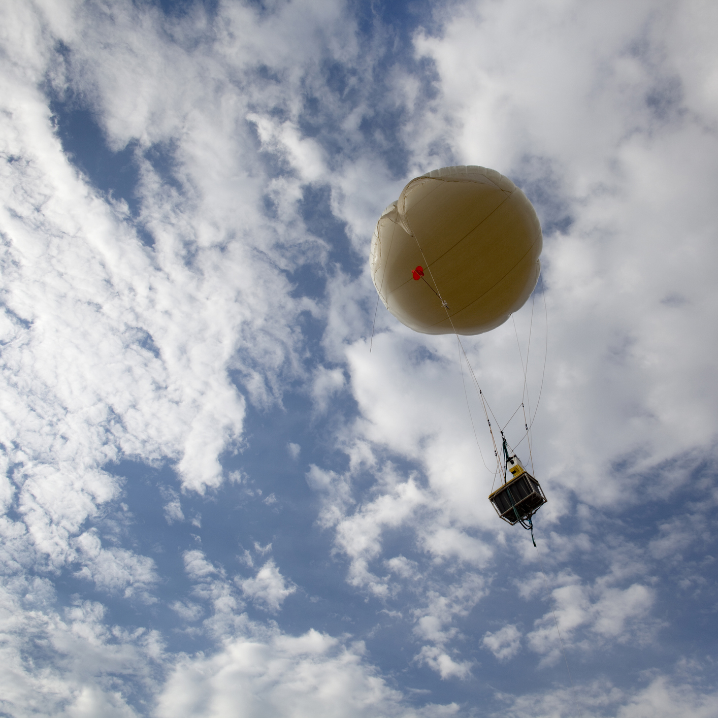 Weather balloon launch. Photo Credit: Getty Images.