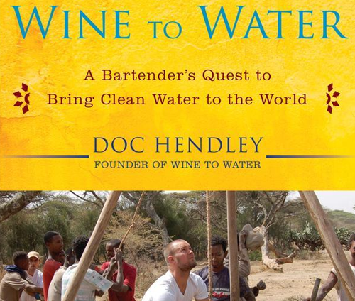 Service Learning in Geosciences - The Story of Wine to Water Texas A&M