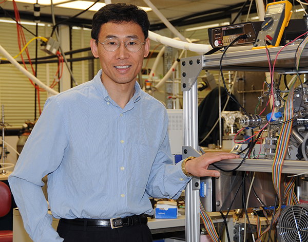 Renyi Zhang Recognized As 2016 AAAS Fellow