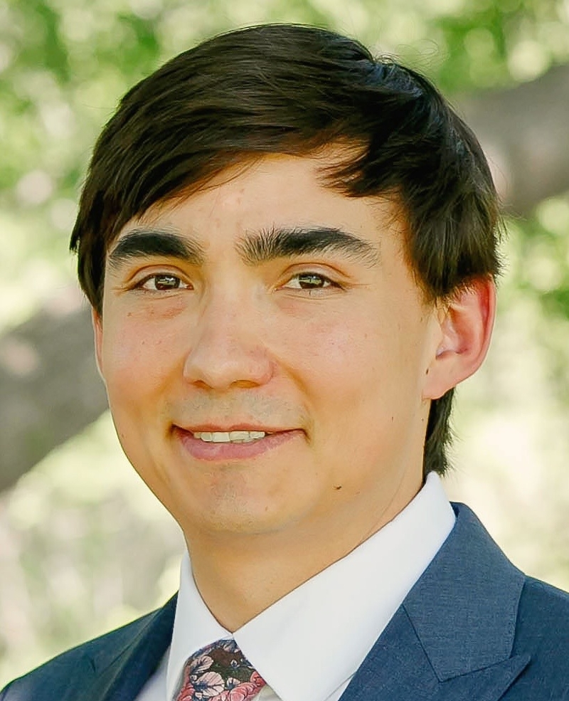 Nick Perez Joins the College of Geosciences