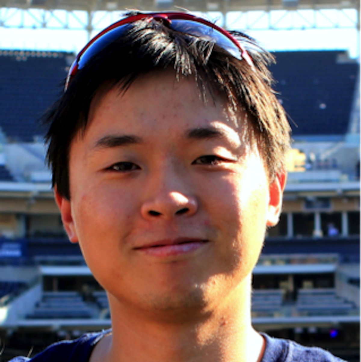 Dr. Yangyang Xu, assistant professor in the Department of Atmospheric Sciences.
