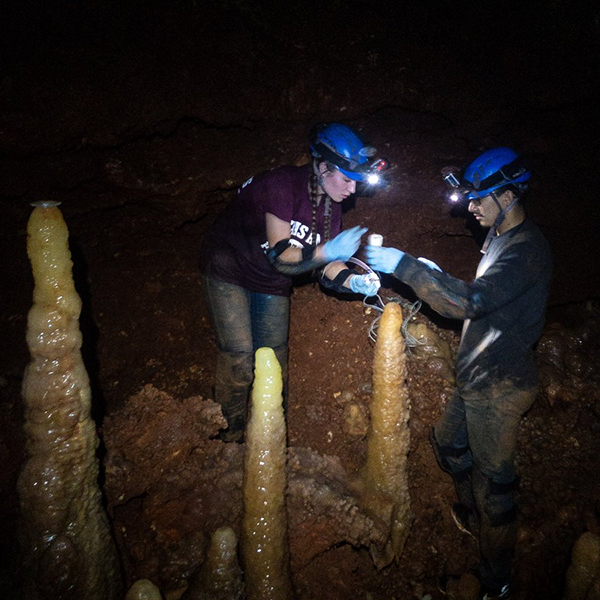Geography Researchers Analyze The Past With Cave Stalagmites thumbnail